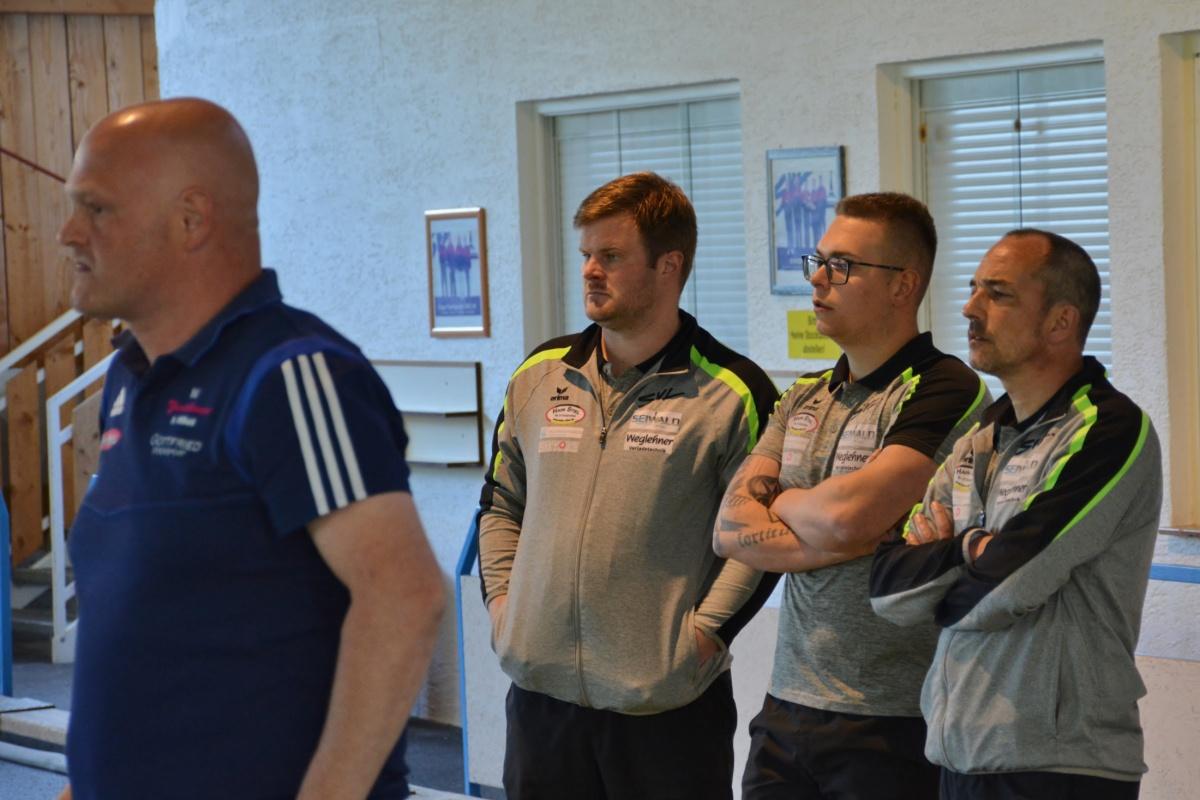 Staatsliga 3. Vorrunde gegen SU St. Willibald